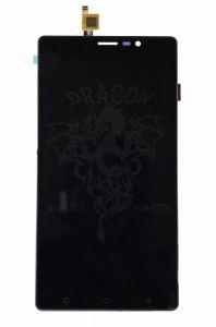 Дисплей (экран) Nomi i6030 Note X с сенсором Черный Black, оригинал