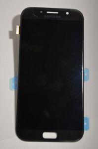 Дисплей Samsung A720 Galaxy A7 с сенсором Черный/Black оригинал , GH97-19723A