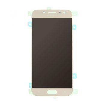 Дисплей Samsung J530 Galaxy J5 2017 с сенсором Золотой/Gold оригинал , GH97-20738C