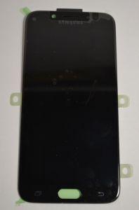 Дисплей Samsung J730 Galaxy J7 2017 с сенсором Черный/Black оригинал , GH97-20736A