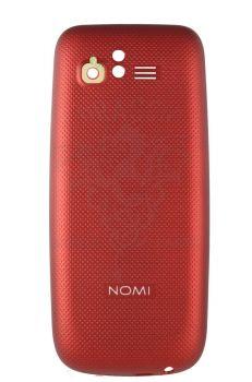 Задняя панель Nomi i281 Красная Red, оригинал