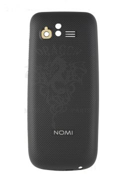 Задняя панель Nomi i281 Черная Black, оригинал