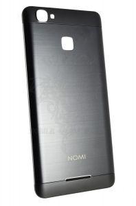 Задняя панель (крышка) Nomi i5532 Черная Black, оригинал