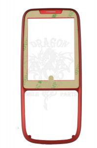 Передняя панель Nomi i281 Красная Red, оригинал