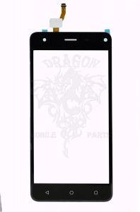 Сенсор (тач) Nomi i5032 Evo X2 Черный Black, оригинал