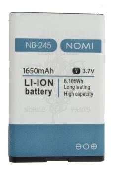 Аккумуляторная батарея (АКБ) Nomi I245, оригинал
