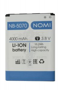 Аккумуляторная батарея (АКБ) Nomi i5070, оригинал