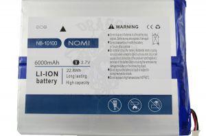 Аккумуляторная батарея (АКБ) Nomi W10100, оригинал
