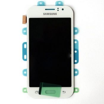 Дисплей Samsung J110 Galaxy J1 с сенсором White оригинал , GH97-17843A