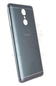 Крышка задняя (панель) Nomi i5050 Синяя Blue, оригинал