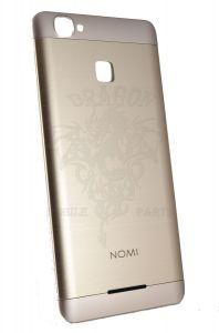 Задняя панель (крышка) Nomi i5532 Золотая Gold, оригинал