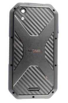 Задняя панель (крышка) Nomi i4070 Синяя Blue, оригинал