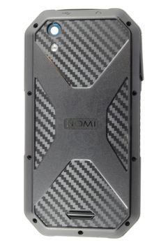 Задняя панель (крышка) Nomi i4070 Черная Black, оригинал