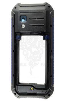 Задняя панель (крышка) Nomi i245 Синяя Blue, оригинал