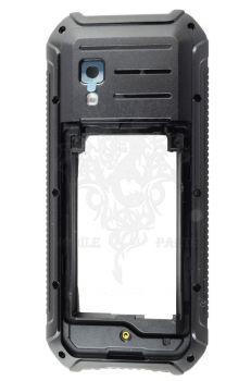 Задняя панель (крышка) Nomi i245 Черная Black, оригинал