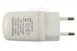 Зарядное устройство Nomi i5050 Белое White, оригинал