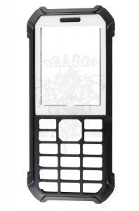 Передняя панель Nomi i245 Черная Black, оригинал