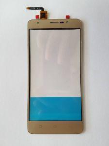 Сенсор (тач) Nomi i5510 золотой gоld, оригинал