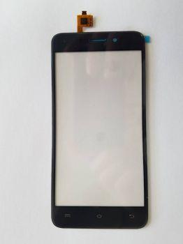 Сенсор (тач) Nomi i5012/i5013 Синий Blue, оригинал