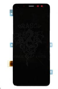 Дисплей Samsung A530 Galaxy A8 с сенсором Черный Black оригинал , GH97-21406A