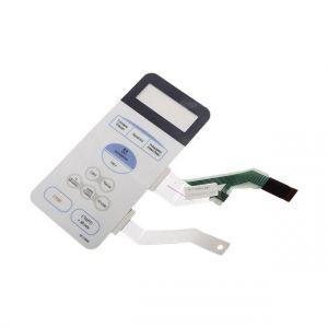 Панель управления сенсорная микроволновой печи Samsung M1739NR DE34-00284A