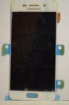Дисплей Samsung A310 Galaxy A3 с сенсором White оригинал , GH97-18249A