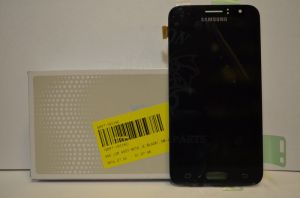 Дисплей Samsung J120 Galaxy J1 с сенсором Black оригинал , GH97-18224C