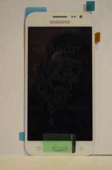 Дисплей Samsung J200 Galaxy J2 с сенсором White оригинал , GH97-17940A