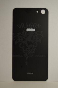 Задняя крышка Nomi i5030 EVO X черная, оригинал