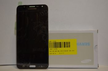 Дисплей Samsung J700 Galaxy J7 с сенсором Black оригинал , GH97-17670C