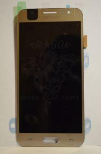 Дисплей Samsung J500 Galaxy J5 с сенсором Gold оригинал , GH97-17667C