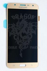 Дисплей Samsung J700 Galaxy J7 с сенсором Gold оригинал , GH97-17670B