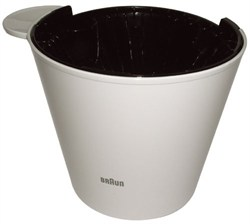 Фильтр кофеварки Braun, белый 63111660
