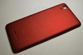 Задняя крышка Nomi i5011 EVO M1 красная, оригинал
