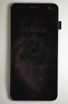 Дисплей Nomi i504 Dream с сенсором Black, оригинал