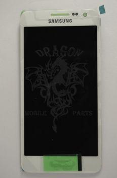 Дисплей Samsung A300 Galaxy A3 с сенсором White оригинал , GH97-16747A