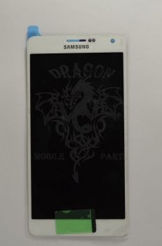 Дисплей Samsung A700 Galaxy A7 с сенсором White оригинал , GH97-16922A