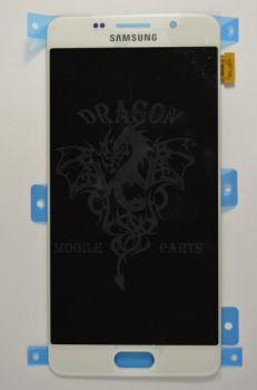 Дисплей Samsung A510 Galaxy A5 с сенсором White оригинал , GH97-18250A