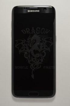 Дисплей Samsung G935 Galaxy S7 Edge с сенсором  Black оригинал , GH97-18533A