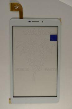 Сенсор (тач) Nomi C070010 Corsa White/Белый, оригинал