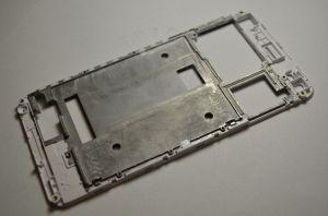Передняя рамка Nomi i5030 Evo X белая, оригинал