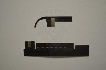Антенна GSM сети Nomi i5530 Space X Черная/Black, оригинал