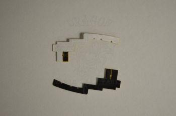 Антенна GPS сети Nomi i5530 Space X Белая/White, оригинал