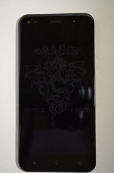 Дисплей (Экран) Nomi i5530 Space X с сенсором Black/Черный , оригинал