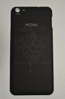 Задняя крышка Nomi i5530 Space X черная, оригинал