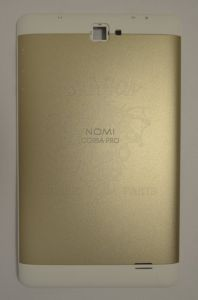 Задняя крышка (панель) Nomi C070020 Corsa Pro Золотая/Gold, оригинал