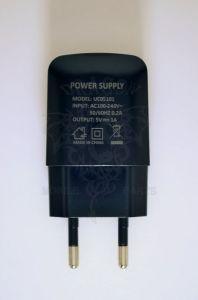 Сетевое зарядное устройство Nomi i5031 EVO X1 Black, оригинал