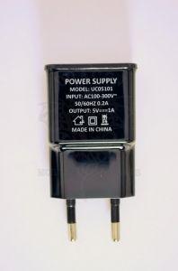 Сетевое зарядное устройство Nomi i504 Dream Black, оригинал