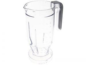 Блендерная чаша белая для кухонного комбайна Braun 7322010414