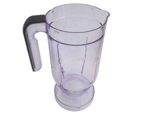 Блендерная чаша черная для кухонного комбайна Braun 7322010424